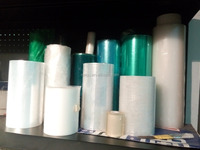 China factory low price soft plastic sheet Transparent Clear PVC Film Roll