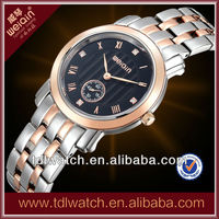 W2217 3ATM Sapphire Crystal Swiss Quartz Watch For Couple