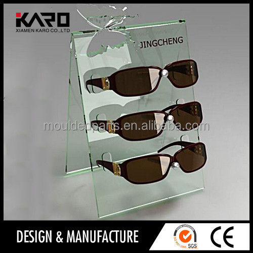 Plastic Injection Mould Making Sunglass Cheap Display Cases