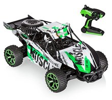 Hot Selling Top Race RC Monster Truck 4WD, High Speed Car, 2.4Ghz