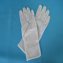 antistatic polyester gloves export to Korea