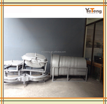 rotomolding plastic digestion tank mould ,septic tank mould