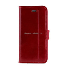2015 Hot new products stylish leather mobile phone case for lenovo s820