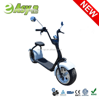 2016 hot selling newest City COCO gas powered scooter 49cc with CE/RoHS/FCC certificate