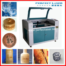 china co2 cnc laser engraving and cutting machine/laser cutter/laser engraver on leather