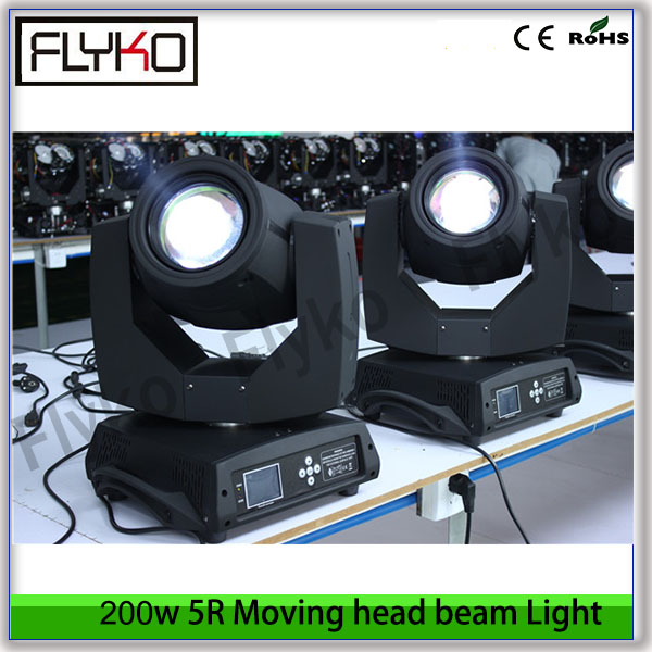 CE/ROHS certified low <strong>beam</strong> 200w moving head lights used in disco KTV CLUB lighting