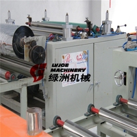 lamination machine production line/plant/machinery for house decoration ceiling board
