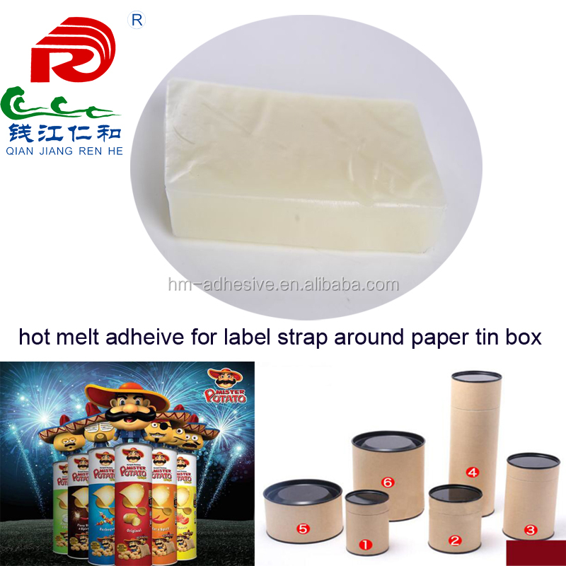 synthetic rubber based pressure sensitive adhesive for backed label glue