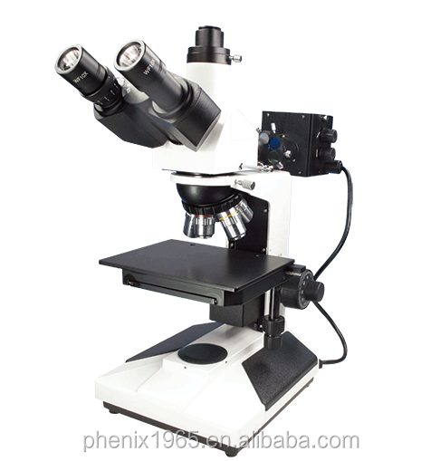 Professional manufacturers metallurgical laboratory microscope with EPI Illumination