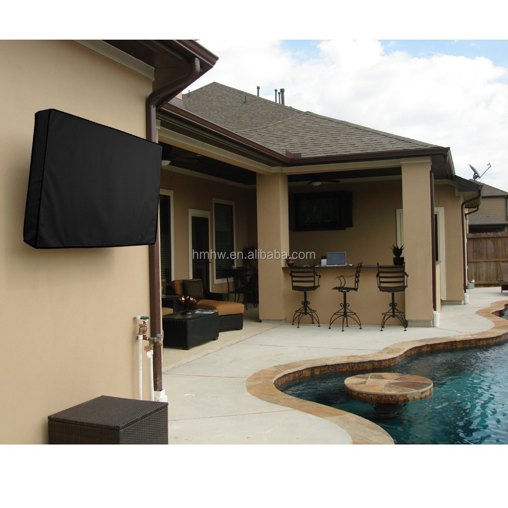Outdoor Wall TV Covers