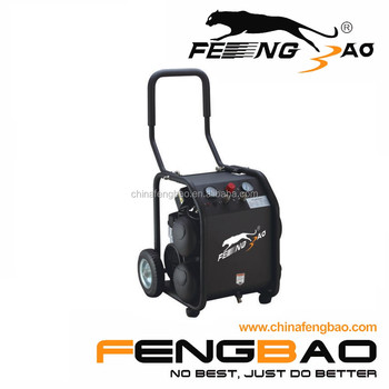 Fengbao silent oilfree air compressor