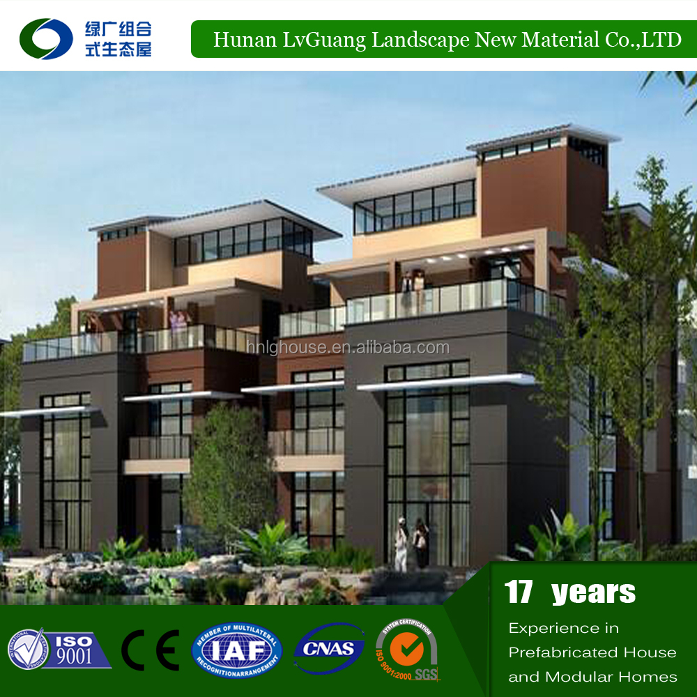 Ready made economic cheap prefab wholesale in china modular prefabricated house germany