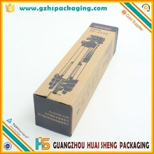 Black printing toner cartridge corrugated box packaging box