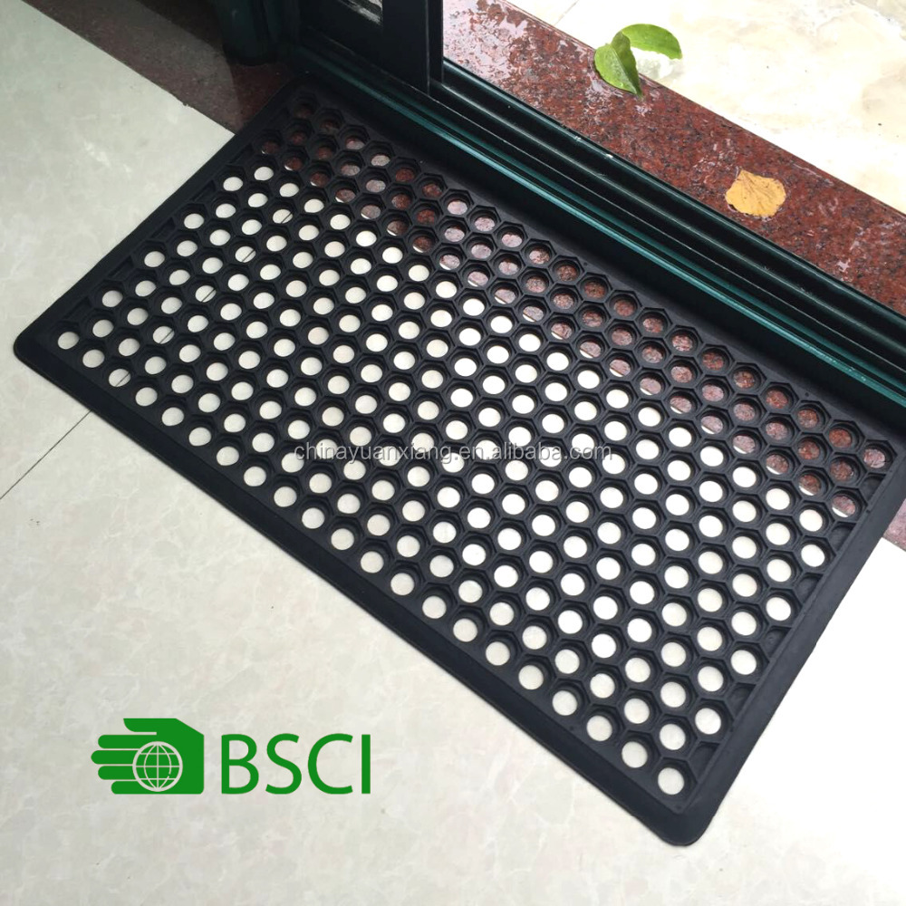 outdoor holes rubber mats with bsci buy outdoor rubber. Black Bedroom Furniture Sets. Home Design Ideas
