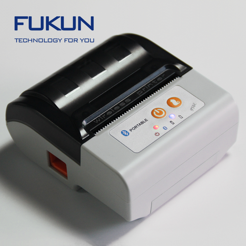 58mm Mobile Portable POS Printer Serial,USB, Android Receipt Printer For Taxi
