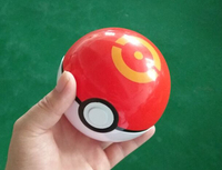 Pokeball Toys Cute Pokemon Magic Balls 6pcs Set Monster Toy Gift for Kids