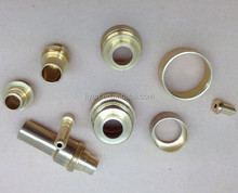 Customized excellent quality brass/stainless steel/PEEK smoking pipe brass accessories
