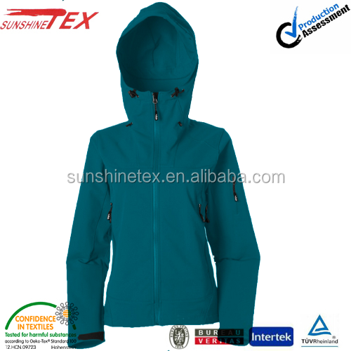 100% polyester waterproof lightweight waterproof jacket