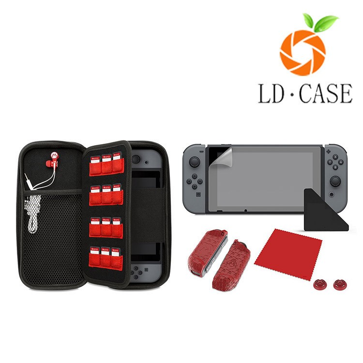 OEM newest unique design game player case for NX