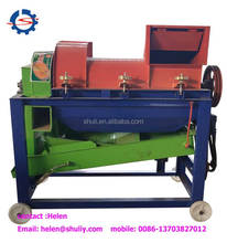 Diesel engine corn peeler and sheller Corn shelling machine Corn peeling and threshing machine