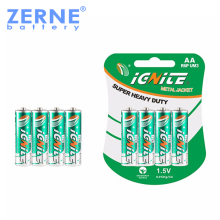 High Quality 1.5V R6P UM3 AA Dry Cell Battery