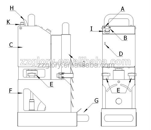 waste oil filter  waste oil recycling machine  used oil
