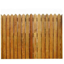 2017 Cheap price used wooden fence panels for sale