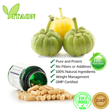 500mg GMP Certificates garcinia cambogia slender green world max slimming capsule