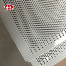 wholesale made in China Cheap price aluminium round hole perforated panels china alibaba Factory directly