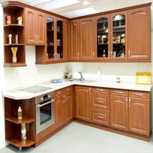 Kitchen Cabinet Type And Plywood Carcase Material Free Standing Modular Kitchen(sapiential )