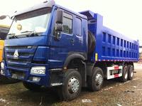 HOWO 8*4 dump truck 371 hp