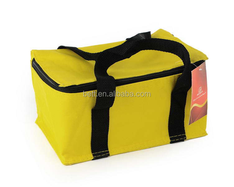 2016 Customize Thermal Lunch Box Bag Keep Food Hot or Cold