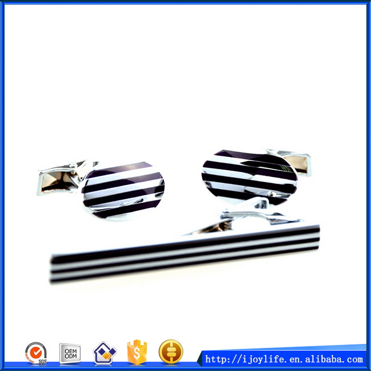 2016 Best-Selling wholesale tie pin and cufflinks set