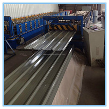 ppgl/ppgi steel plate galvanized/galvlaume.hdgi steel coil corrugated/corrugation roofing sheet high tensile
