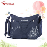Popular Multi-functional Shoulder Bag Nylon Waterproof Mummy Diaper Bag