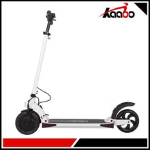 Fashion Adult 350w Brushless Motor Foldable with Handle 8 Inch Electric Mobility Scooter