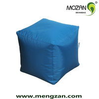 Modern style footstools for sale wholesale fabric ottomans beanbag ottoman