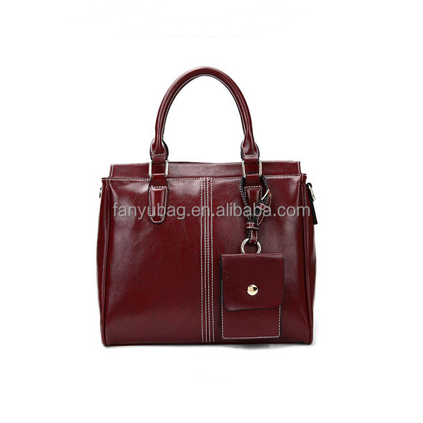 Florence factory wholesale leather valentina handbags made in italy