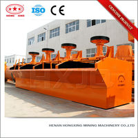 Minerals processing copper ore chile flotation cell