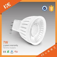 NBIKE factory price aluminum body mr16 spotlight cob, gu5.3 led spotlight dimmable, indoor spotlight bulbs