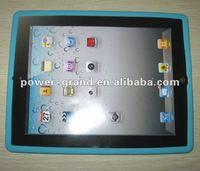 silicone case for Apple New Ipad 3 Ipad3, perfect cut-out(accept Paypal, Escrow)