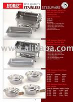 ROLL TOP FULL SIZE CHAFING DISH