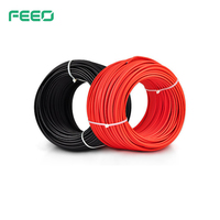 low voltage dc solar cable 4mm 6mm 10mm cable dc solar
