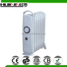 HOT sale CE electric home oil filled radiator heater
