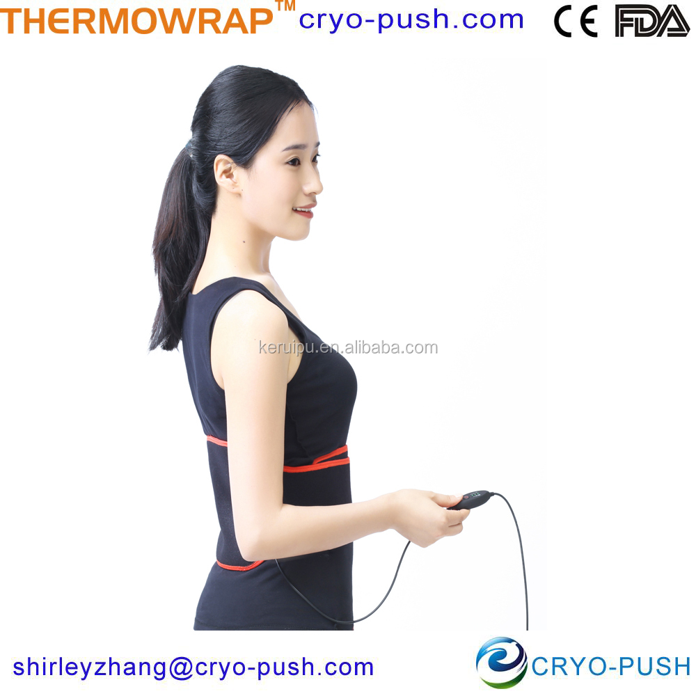 Tension Relief Heating Wrap, Neck and Shoulders