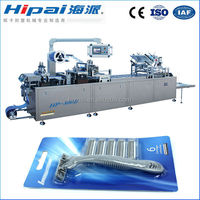 Automatic paper plastic sealing Blister Machine