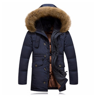 2017 Winter New Men Down Jackets