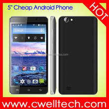 Alps P510 5 Inch TN Screen MTK6572W Dual Core 512MB RAM 4GB ROM 4 Colors Cheap OEM Andriod Phone