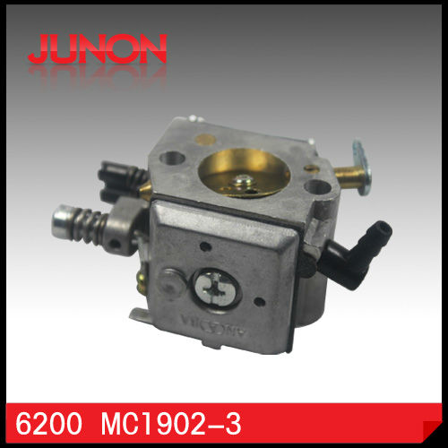 6200 MS 62cc gasoline chain saw spare part carburetor 2 stroke chainsaw performance parts