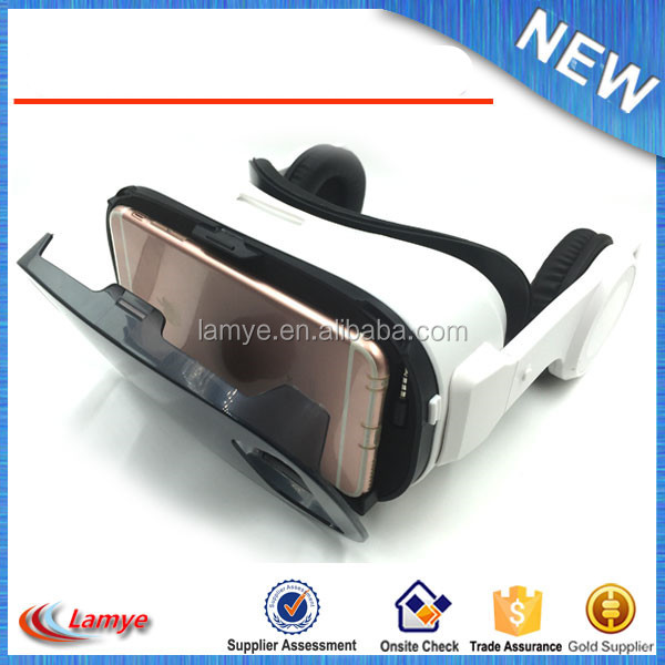 Dropship Dropshipping No Minimum Order 3D Mobile Phone Glasses Virtual Reality for Open Sex Blue Film Video